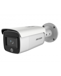 4MP DS-2CD2T46G1-I/SL Acusense IP Bullet Camera with Announcements + Strobe Light