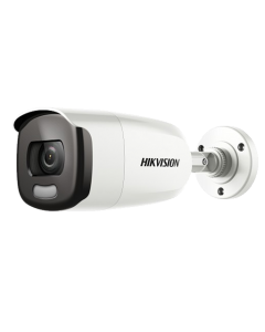 2MP Hikvision ColorVu DS-2CE12DFT-F(2.8mm) 104° Full Time Colour Bullet Camera