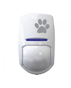 Pyronix KX10DTP3-WE Dual Technology 10m PIR Sensor Pet Tolerant Wireless Detector