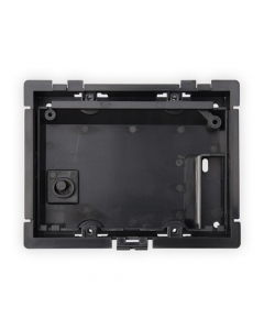 Pyronix LDC-FLUSHBOX Flush Mount Back Box for LCD RKP : EURO-LCDPZ/SCHROME