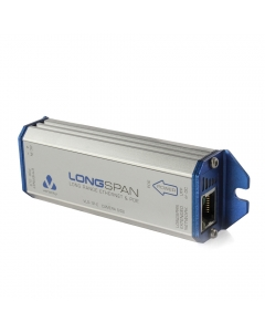Veracity VLS-1P-C LONGSPAN Long Range IP Extender +POE Camera Unit