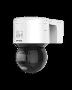 4MP DS-2DE3A400BW-DE(F1)(S5) ColorVu PTZ* IP Camera with Mic & Speaker