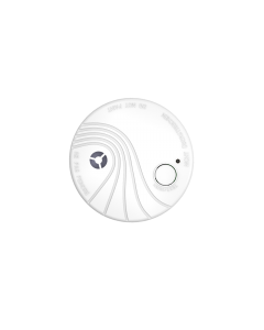 AX PRO DS-PDSMK-S-WE Wireless Photoelectric Smoke Detector