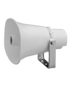 TOA SC-P620-EB Powered Horn Speaker 12vDC for CCTV IP Cameras, DVR & NVR