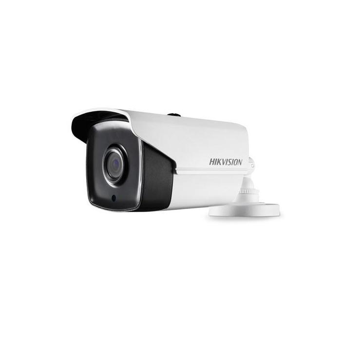 5MP DS-2CE16H0T-IT3E Hikvision 2.8mm 85.5° PoC Bullet Camera 40m IR
