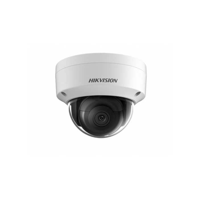 8MP DS-2CD2183G0-IS Hikvision 2.8mm 102° IP Vandal Dome Camera with IO/Audio