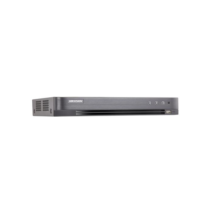 16CH DS-7216HQHI-K1(S) Hikvision 4MP Audio-Over-Coax (AoC) DVR