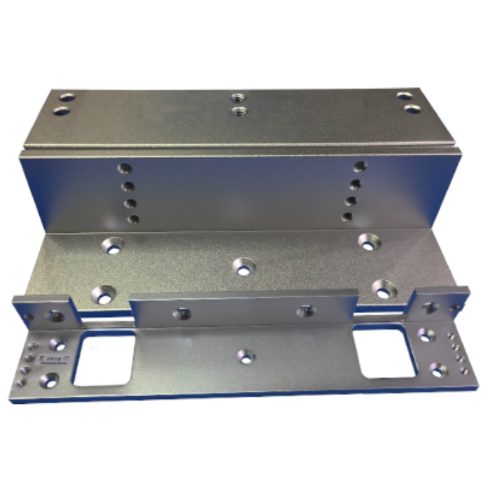 Hikvision 300-ZL Bracket For Magnetic Lock 300kg and 400kg