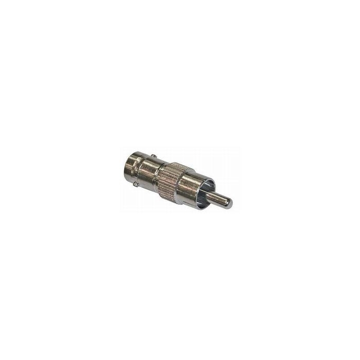BNC Phono Connector, BNC female - RCA Male (phono)