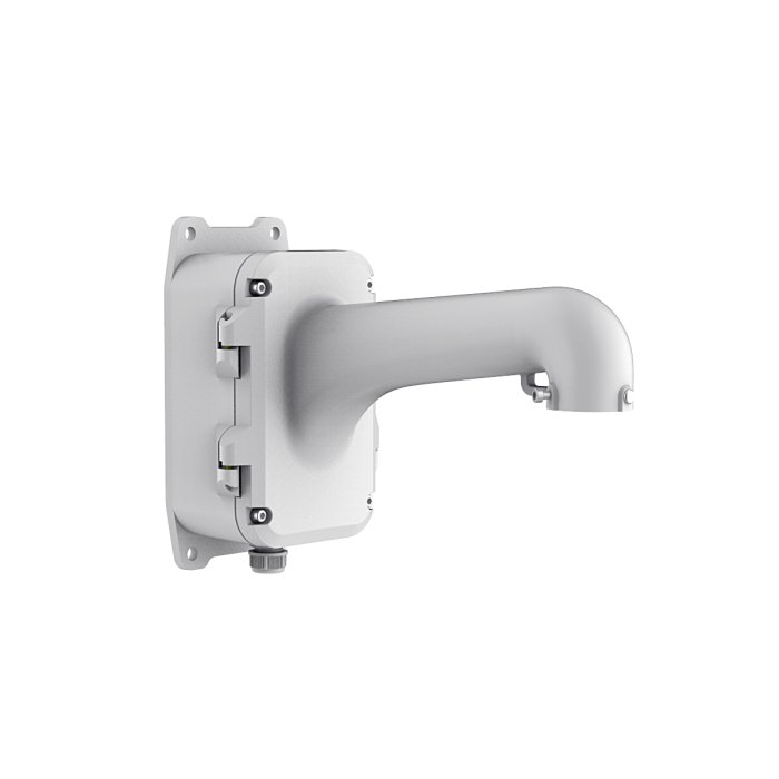 DS-1604ZJ-BOX Hikvision PTZ Wall Mount with LARGE Hinged Junction Box