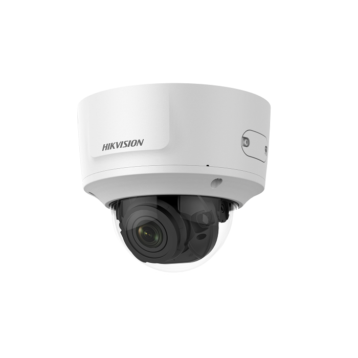8MP DS-2CD2785G0-IZS Hikvision 4K Darkfighter Motorized Vari-Focal Dome IP Camera