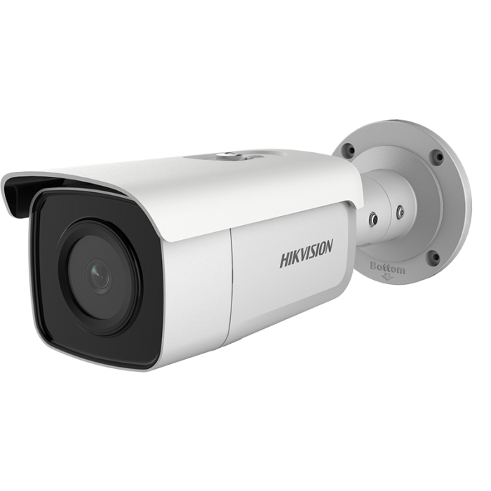 8MP DS-2CD2T46G2-4I Hikvision AcuSense 4mm 87° IP Bullet Camera 80mIR