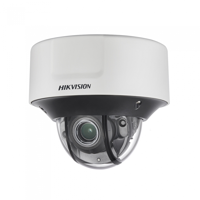 4MP DS-2CD5546G0-IZS Hikvision Darkfighter 2.8~12mm IP Dome Camera 30m IR