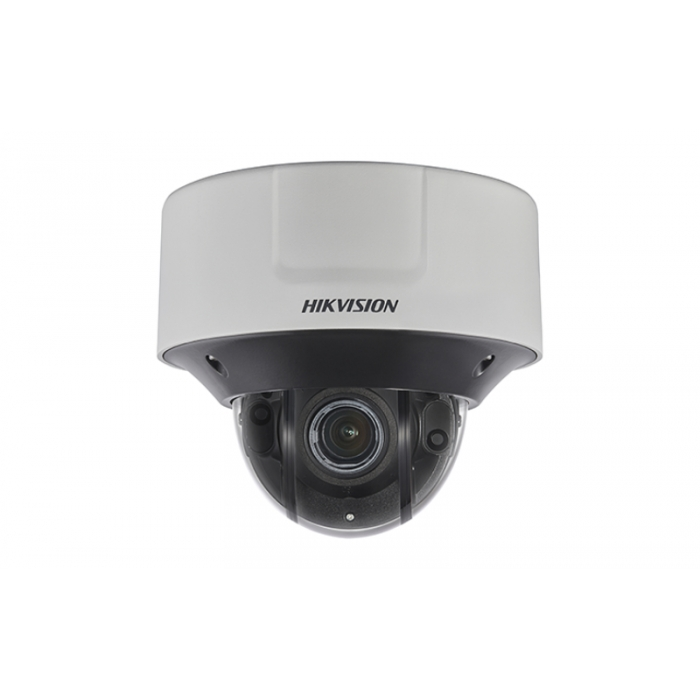 8MP DS-2CD5585G0-IZHS Hikvision 4K 2.8~12mm Motorized VF Dome Camera with Heater