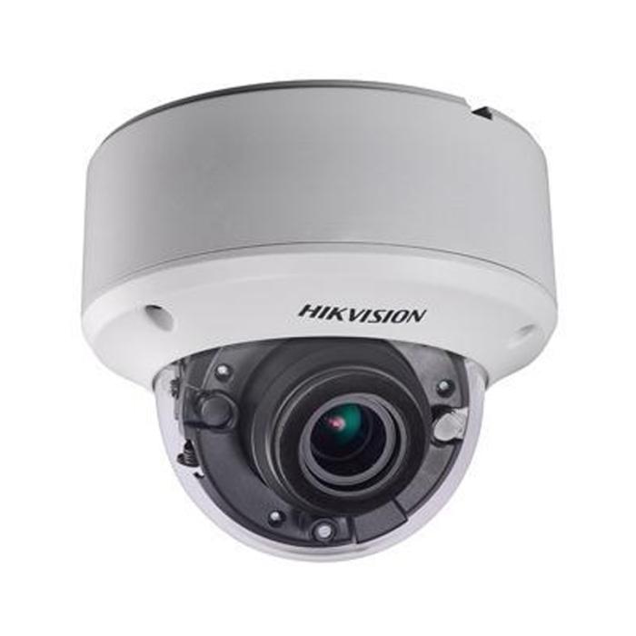 5MP DS-2CE56H0T-VPIT3ZE Hikvision 2.7~13.5mm Motorized Lens PoC Vandal Dome Camera 40m IR