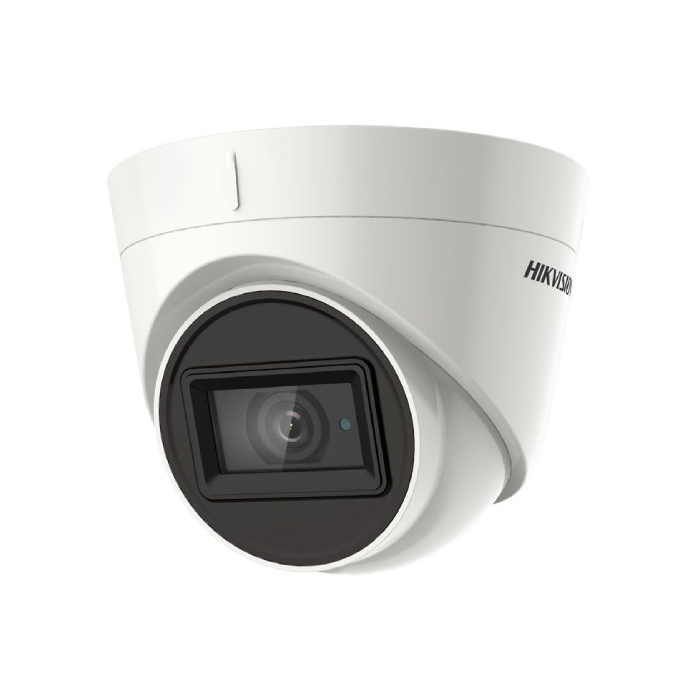 5MP DS-2CE78H8T-IT3F Hikvision 2.8mm 98° 4 in 1 Ultra-Low Light Turret Camera