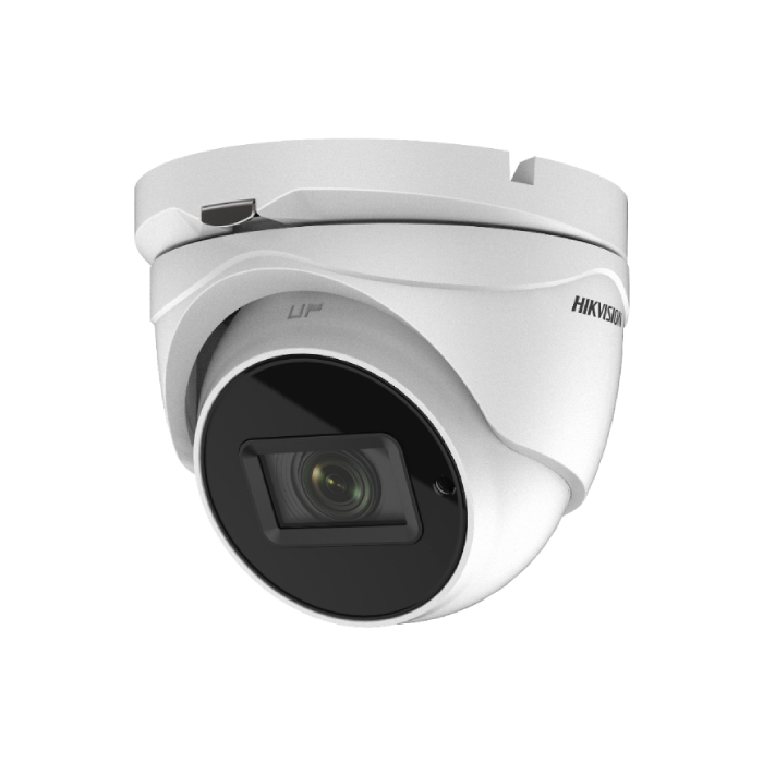5MP DS-2CE79H8T-AIT3ZF Hikvision Motorized Lens Ultra-Low Light Turret Camera