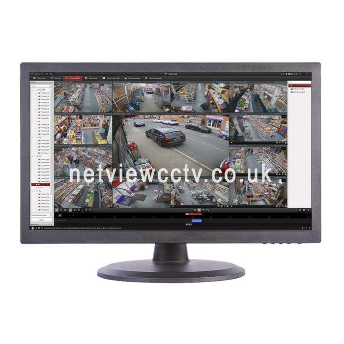 netviewcctv.co.uk Hikvision DS-D5019QE-B 19