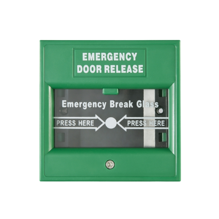 Hikvision DS-K7PEB Emergency Break Glass Box