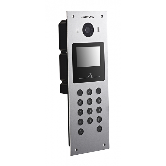 Hikvision DS-KD6002-VM Video Intercom Left view