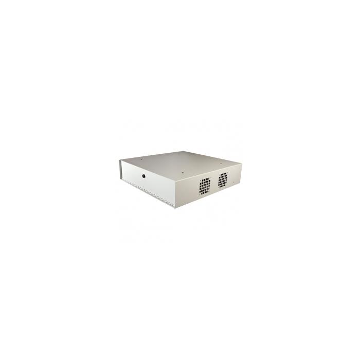 Haydon Medium Lockable Steel DVR NVR Enclosure with Fans 540*510*124mm LDVR-F