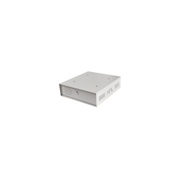 Lockable Steel DVR Enclosure 445*404*120mm LDVR1