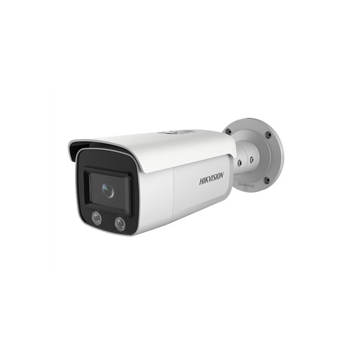 4MP Hikvision ColorVu DS-2CD2T47G1-L 4mm 94° Full Colour IP Bullet Camera
