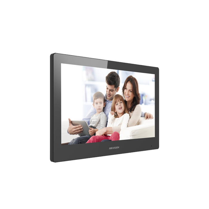 "Hikvision DS-KH8520-WTE1 10"" Touch Screen with WI-FI for Video Intercom"