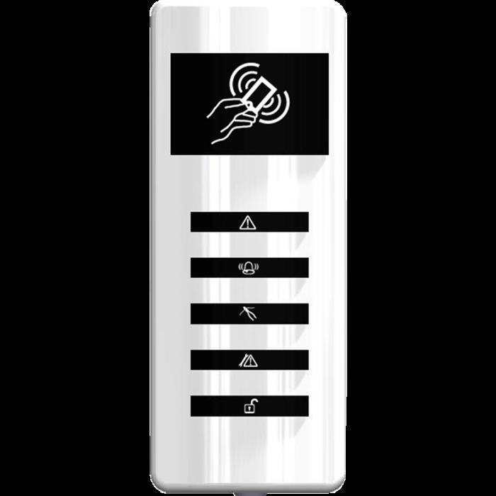 Pyronix EUR-107 Proximity Tag & Card Reader to set/unset INTERNAL
