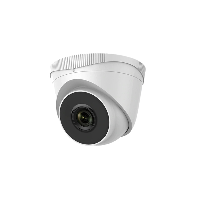 5MP Hikvision HiLook IPC-T250H 4mm 75° 15fps IP Turret Dome Camera