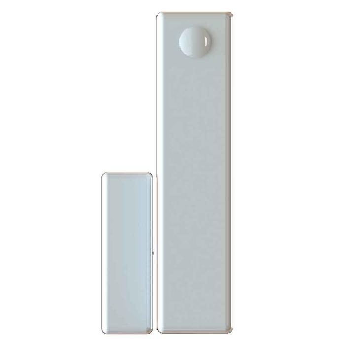 Pyronix Wireless MC1MINI-WE Two-Way Mini Magnetic Contact WHITE