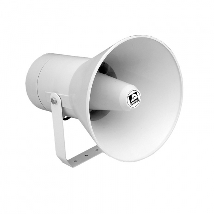 Network IP Horn Speaker Netgenium ASP7203-IP PoE Powered External