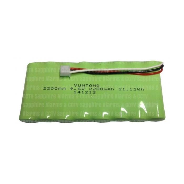Pyronix BATT-ENF8XAA Battery 9.6v for Enforcer Panel