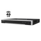 8 Channel Hikvision DS-7608NI-K1/8P/4G 8MP PoE 4G NVR
