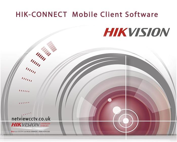 Hikvision Hik-Connect Mobile Client Software