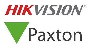 Hikvision & Paxton create seamless vehicle entry system