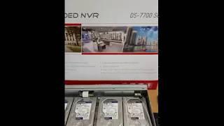 Hikvision DS-7732NI-I4/24P 24 POE Port I series NVR